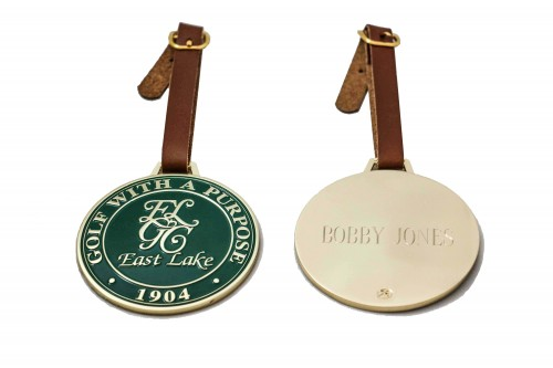 East Lake Bag Tag - Circle 2